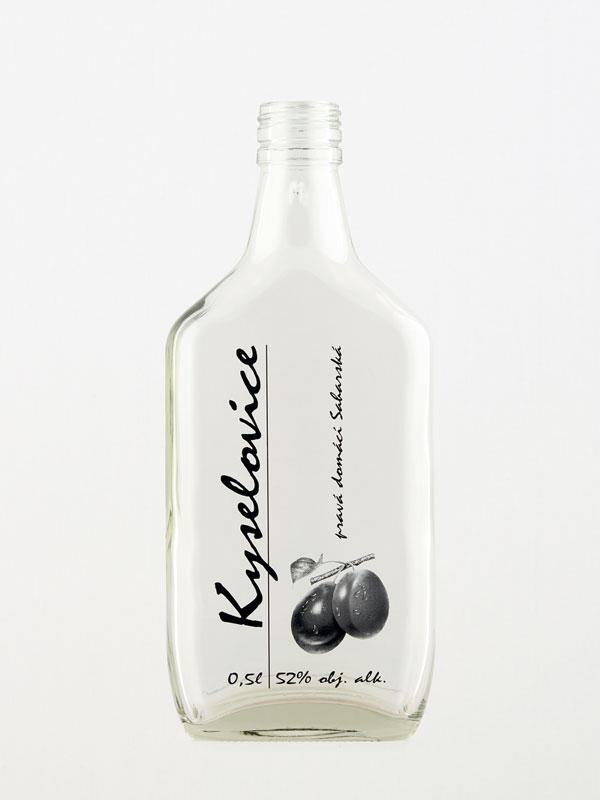 Potisk láhve Kyselovica
